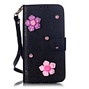 Buy Samsung Galaxy S7 S6 Edge Plus Case Cover Embossed Diamond Stereoscopic Butterfly Flower Flip Leather Bag