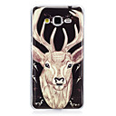 Buy Samsung Galaxy 7 (2016) J7 J5 Cover Case Glow Dark IMD Pattern Back deer Soft TPU forJ5 J3 Grand Prime