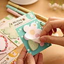 Buy Cake Flower Self-stick Note(Random Color)