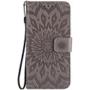 Buy Huawei P10 P8 lite 2017 Card Holder Wallet Flip Embossed Case Full Body Sunflower Hard PU Leather Mate9 Y5II Nova Honor5A 6X 5C 4C 7i