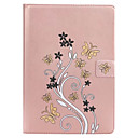 Buy Card Holder Wallet Stand Flip Case Full Body Flower Hard PU Leather Apple iPad 9.7(2017) Pro 9.7'' Air 2