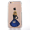 Buy iPhone 7 Sexy Lady TPU Soft Ultra-thin Back Cover Case Apple PLUS 6s 6 Plus SE 5s 5 5C 4 4s