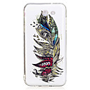 Buy Samsung Galaxy J5 J3 (2017) Case Cover Feathers Pattern Luminous TPU Material IMD Process Soft Phone J7 (2016)