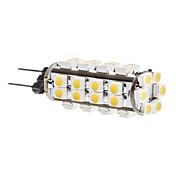 daiwl G4의 2.5W의 38x3528의 SMD 180-200lm 3000-3500k 따뜻한 하얀 빛 옥수수 LED 전구 (12V)