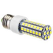 E27 6W 63x5050SMD 510-550lm 6000-6500K Natural White Light Żarówka LED Corn (220-240V)