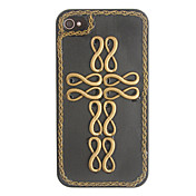 Vintage Cross Back Case for iPhone 4/4S