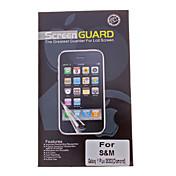 Modelo del diamante profesional Film Anti-Glare Protector de pantalla para Samsung Galaxy Y S5303 Plus
