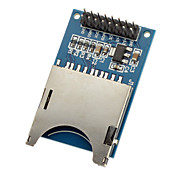 Sd tarjeta módulo ranura lector de socket para (para arduino) mcu
