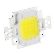 DIY 10W 700-800LM의 300mA 6000-6500K 차가운 백색 빛 통합 LED 모듈 (32-35V)
