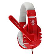 G927YY Somic Stereo Gaming USB 7.1 canales de sonido Para colocar sobre la oreja con micrófono y remoto para PC
