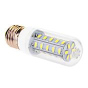9W E26/E27 LED 콘 조명 T 36 SMD 5630 760 lm 따뜻한 화이트 / 차가운 화이트 AC 220-240 V