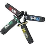 Mejores Ventas 22MM universal ProTaper Grips Barra de empuñadura para Honda Yamaha Dirt Pit Pocket Bike Motocross