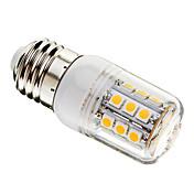 3W LED 콘 조명 T 27 SMD 5050 350 lm 따뜻한 화이트 밝기 조절 AC 220-240 V