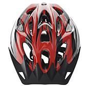 Moda SD y de alta transpirabilidad casco de la bicicleta (18 Vents)