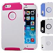 용 아이폰6케이스 / 아이폰6플러스 케이스 충격방지 케이스 뒷면 커버 케이스 갑옷 하드 TPU iPhone 6s Plus/6 Plus / iPhone 6s/6