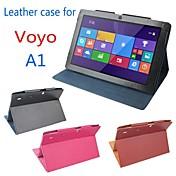 원래 스탠드 PU 가죽 태블릿 PC voyo a1을위한 태블릿 케이스 커버를 보호