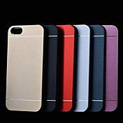 아이폰 6 (모듬 색상)에 대한 우아한 디자인 알루미늄 보호 케이스