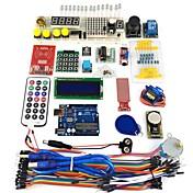 키이스는 아두 이노를위한 모듈 세트를 학습 RFID - 여러 가지 빛깔