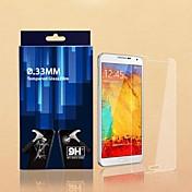 0.33mm Otao 3pcs claro protectores de pantalla de cine para Samsung Galaxy Note 3