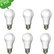 12W E26/E27 LED 글로브 전구 A60(A19) 1 COB 1160 lm 따뜻한 화이트 / 차가운 화이트 AC 100-240 V
