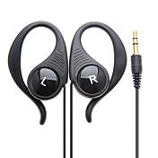 m-109 gancho para la oreja del auricular deportivo auricular