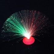 색상 변경 주도 야간 조명 램프 (색상 랜덤)
