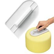 nueva torta herramientas Pulidor suaves cortador decoración fondant molde guinda sugarcraft