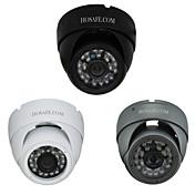 24 IR 주도와 hosafe의 ™의 960p 1.3MP 보안 방수 금속 돔 IP 카메라