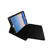 제품 케이스 커버 스탠드 키보드 플립 풀 바디 케이스 한 색상 하드 인조 가죽 용 iPad Air 2