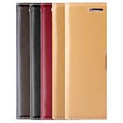 삼성 갤럭시 S3에 대한 스탠드 uwei 소 가죽 지갑 전신 케이스