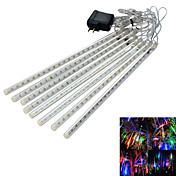JIAWEN® 3 M 160 Diodo LED Blanco / RGB / Azul A Prueba de Agua 6,5 W Tiras LED Rígidas AC100-240 V