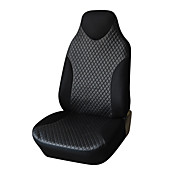 autoyouth pu funda de asiento de coche de cuero universal, se adapta compatible con la mayoría protector asiento vehículos de fundas de
