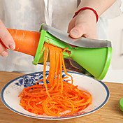 1 pièces Carotte Econome & Râpe For Pour légumes Pour Fruit Plastique Creative Kitchen Gadget Ecologique Haute qualité
