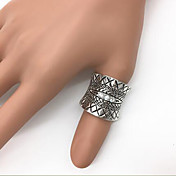 Punk Carved Totem Alloy  Statement Rings Wedding / Party / Daily / Casual 1pc
