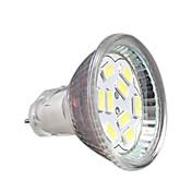 2w gu4 led 스포트 라이트 mr11 9 smd 5730 200-250 lm 시원한 흰색 장식 dc 12 v