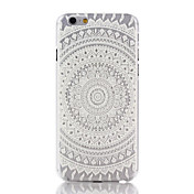 Para Funda iPhone 7 / Funda iPhone 7 Plus / Funda iPhone 6 / Funda iPhone 6 Plus Transparente / Diseños Funda Cubierta Trasera Funda
