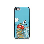 용 아이폰5케이스 패턴 케이스 뒷면 커버 케이스 개 하드 PC iPhone SE/5s/5