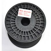 500M / 550 야드 PE 꼰 선 / Dyneema 80LB 0.5 mm 용 바다 낚시 플라이 피싱 베이트 캐스팅 스피닝 민물 낚시 잉어 낚시 일반적 낚시 건지러 & 보트 낚시