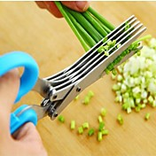 1 pièces Scissor For Pour légumes Acier Inoxydable Haute qualité / Creative Kitchen Gadget / Multifonction