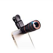 8X18 mm 안경 컴팩트 사이즈 일반적 사용 탐조(들새 관찰) 핸드폰 BAK4 전체 멀티 코팅 250/1000