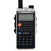 보풍 핸드헬드 / 디지털 BF-UVB2 PLUS FM 라디오 / 음성 지원 / 듀얼 밴드 / 듀얼 밴드 화면 / 듀얼 스탠바이 / LCD 화면 / CTCSS/CDCSS 1.5KM-3KM