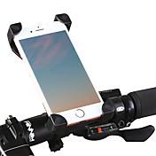 자전거 마운트 자전거 휴대폰 마운트 레크리에이션 사이클링 사이클링/자전거 고정 기어 자전거 여성 접는 자전거 산악 자전거 도로 자전거 BMX TT360동 플립 비행 회전 핸드폰 GPS 조절 가능 울트라 라이트 (UL) 견고함 인체공학적 미끄럼