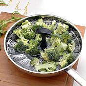 Vegetable Steamer 1PC 고품질 / 크리 에이 티브 주방 가젯 / 다기능 / 최고의 품질 요리 유텐실 스테인레스 고품질 / 크리 에이 티브 주방 가젯 / 다기능 / 최고의 품질