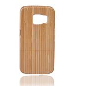용 Other 케이스 뒷면 커버 케이스 단색 하드 대나무 용 Samsung Note 5 / Note 4