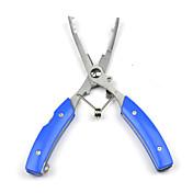 개 낚시 줄 커터&가위 낚시 도구 펜치 g/온스 mm 인치,스테인리스스틸/강철