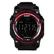 ituf 새로운 스포츠 ex16 스마트 시계 부저 소리 알람 스포츠 모니터 IP67 방수 스마트 시계