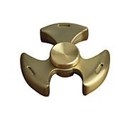 Fidget spinners Hilandero de mano Juguetes Triángulo Metal EDCAlivio del estrés y la ansiedad Juguetes de oficina Por matar el tiempo