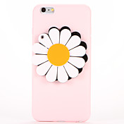 용 거울 DIY 케이스 뒷면 커버 케이스 꽃장식 소프트 TPU 용 Apple 아이폰 7 플러스 아이폰 (7) iPhone 6s Plus iPhone 6 Plus iPhone 6s 아이폰 6