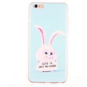 용 충격방지 패턴 케이스 뒷면 커버 케이스 동물 소프트 TPU 용 Apple iPhone 6s Plus iPhone 6 Plus iPhone 6s 아이폰 6 iPhone SE/5s iPhone 5