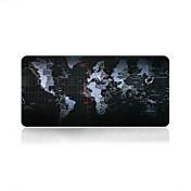 초대형 사이즈 90cm * 40cm 세계지도 인쇄 게임 마우스 패드 매트 노트북 게이밍 마우스 패드